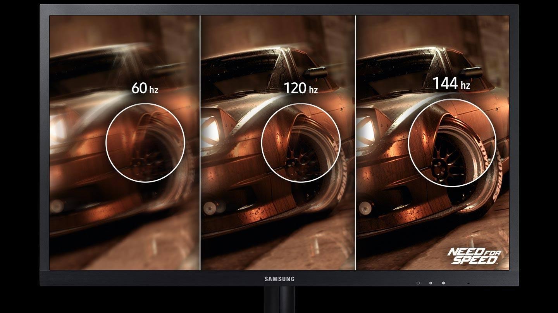 Samsung-25-144Hz-1ms-Freesync-Flat-Gaming-Monitor