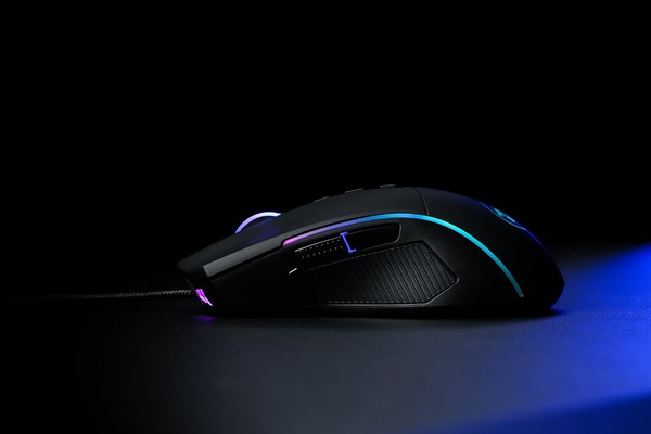 Ergonomic Optical PC Computer Gaming Mice with Fire Button